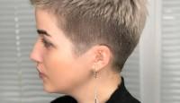 Çok Kısa Saç Trendleri