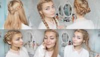 Okul için En Basit Saç Modelleri