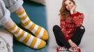 En Hoş Desenli Çorap Modelleri