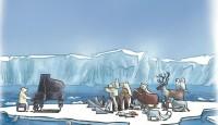 Kutup Ayısı Nanuk ve Perili Köşkteki Çocuk