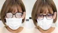Maske Nedeniyle Gözlüklerde Buhar Oluşumunu Önleyebilirsiniz