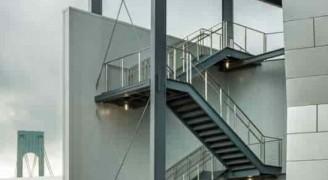 Hayatına Önem Verenler için Yangın Merdiveni